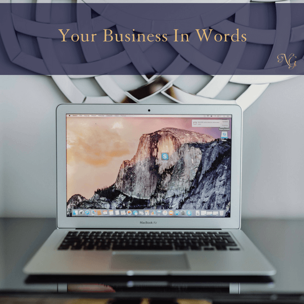 Your Business In Words