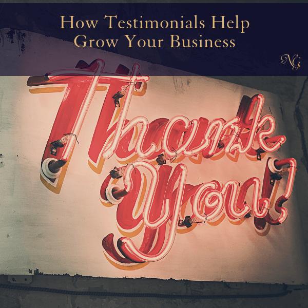 How Testimonials Help Grow Your Business