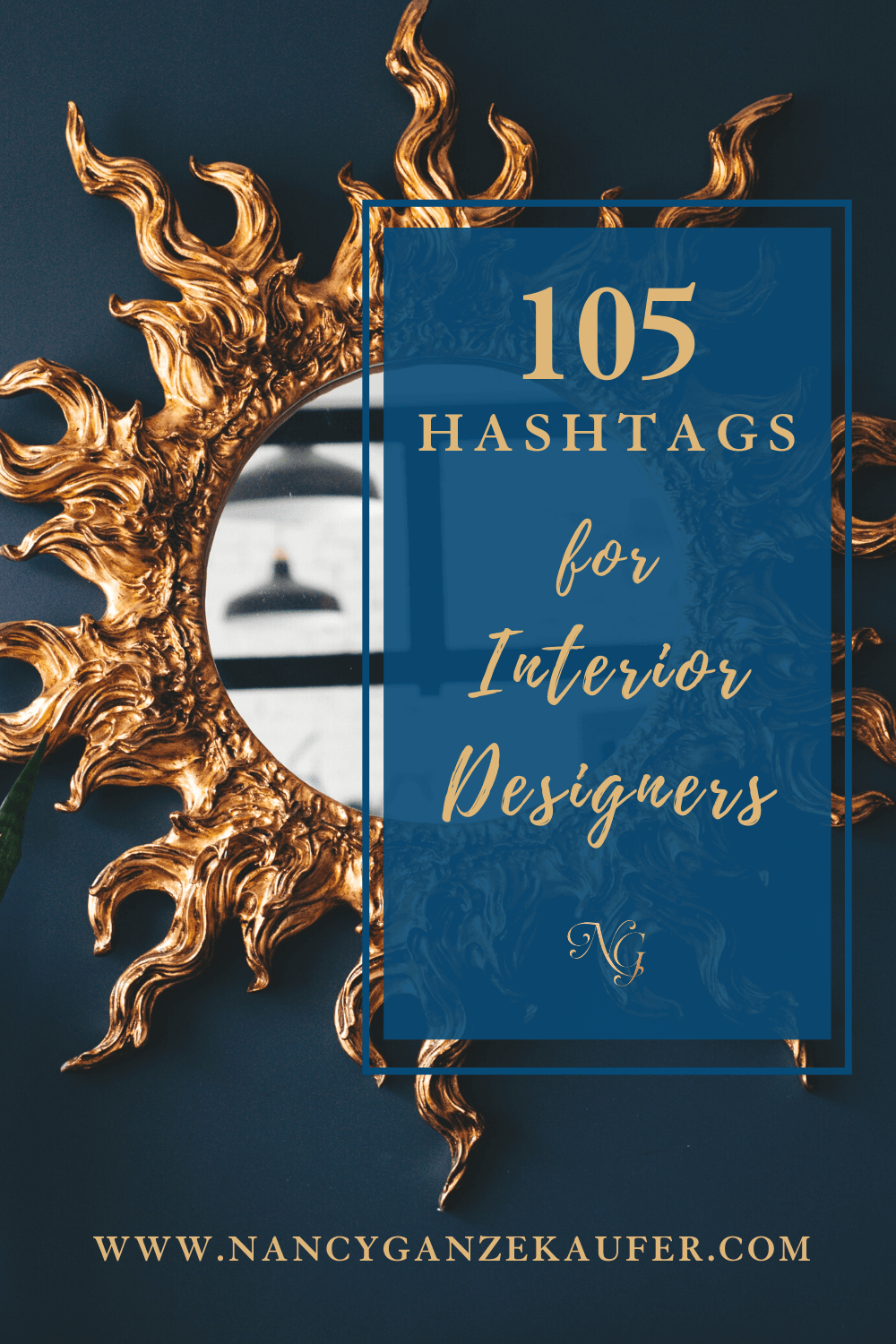 The best hashtags to grow your interior design social media accounts.