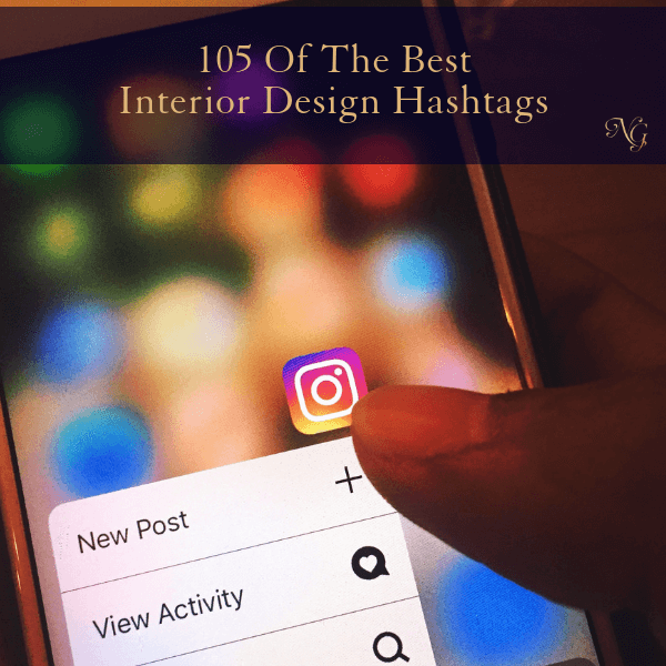 The Best Interior Design Hashtags