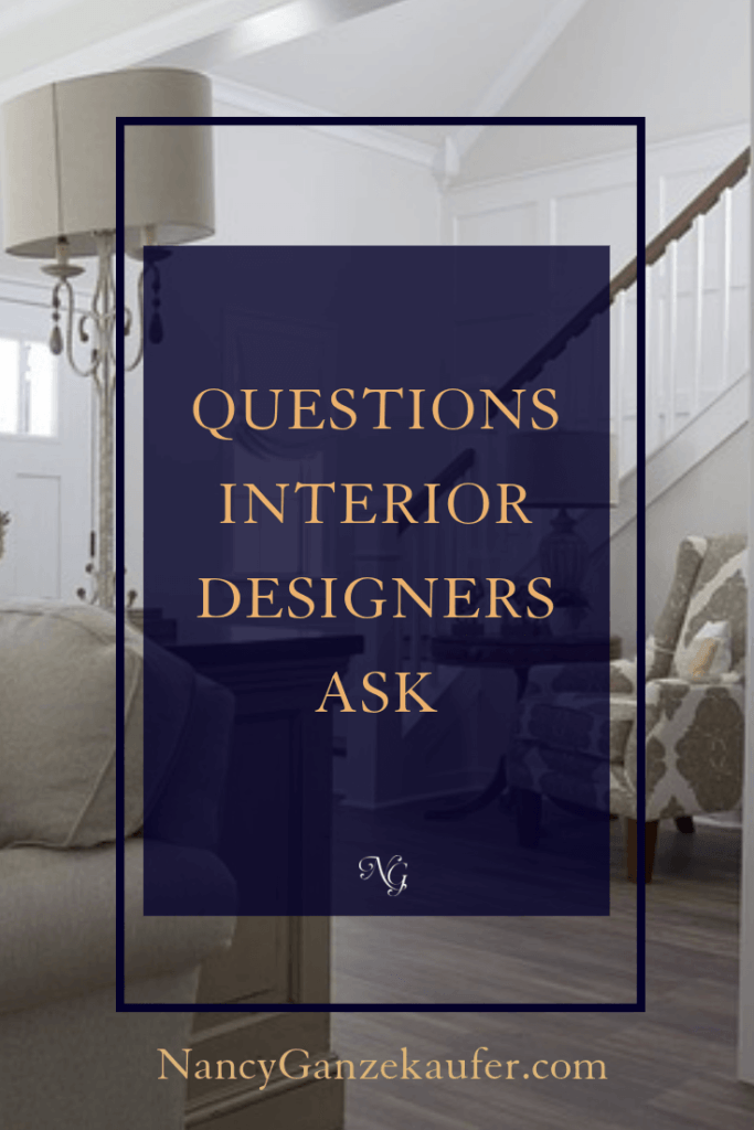 Questions interior designers ask about making money on projects