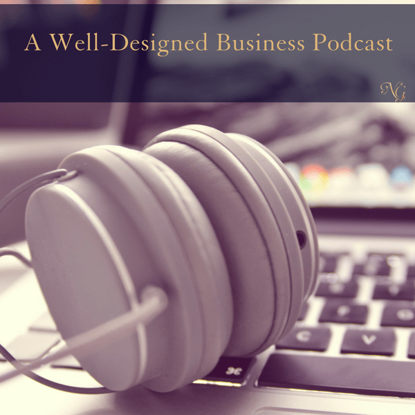 A Well-Designed Business Podcast