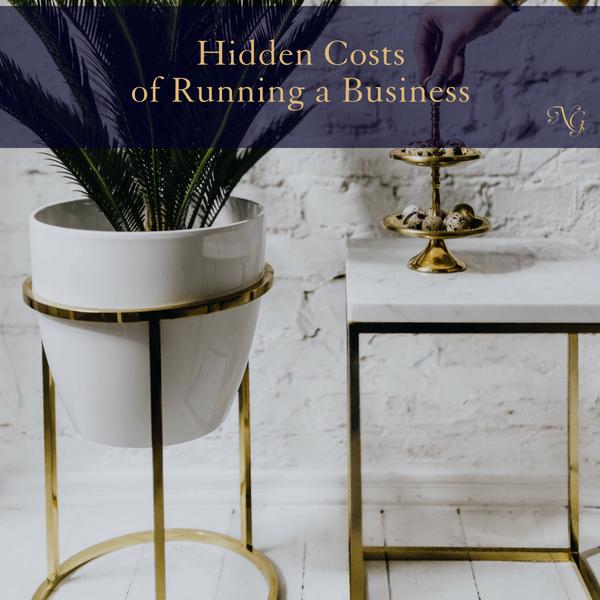 Hidden Costs Of Running A Business