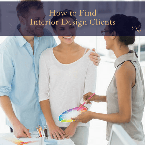 How To Find Interior Design Clients
