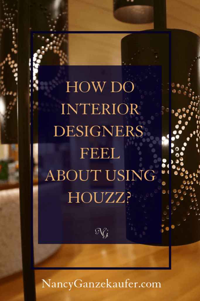 How do interior designers really feel about using the social media platform houzz