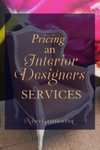 Pricing an interior designers services with business strategies and sales tips can help your business.
