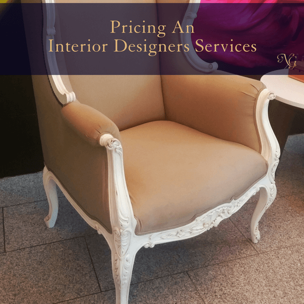 Pricing An Interior Designers Services