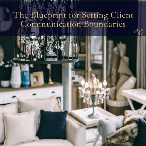 The Blueprint For Setting Client Communication Boundaries