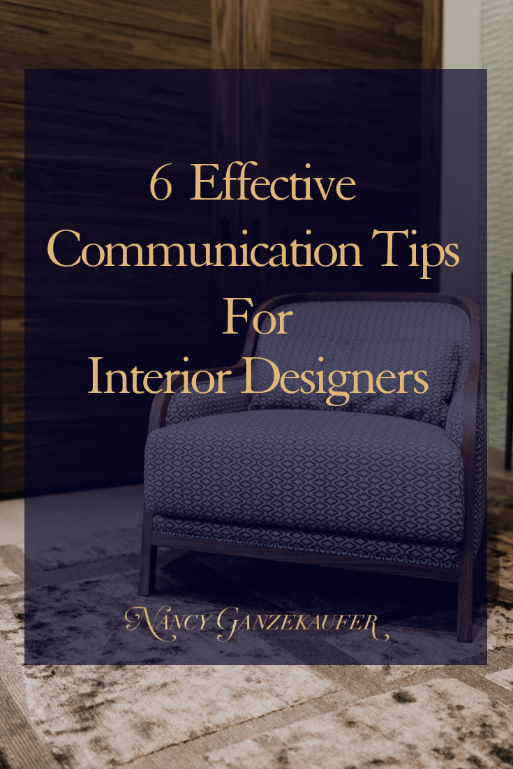 Effective communication tips for interior designers in the design industry and all creative entrepreneurs when speaking with clients. #businesscoachforinteriordesigners #interiordesignbusiness #interiordesignbusinessblog #interiordesignbusinesscoach #interiordesignerbusinesscoach #businesscoachinteriordesign #interiordesignerbusinessblog