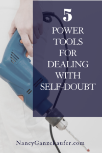Helpful creative entrepreneur tools for dealing with self doubt #movingforward #selfdoubt #overcomeselfdoubt