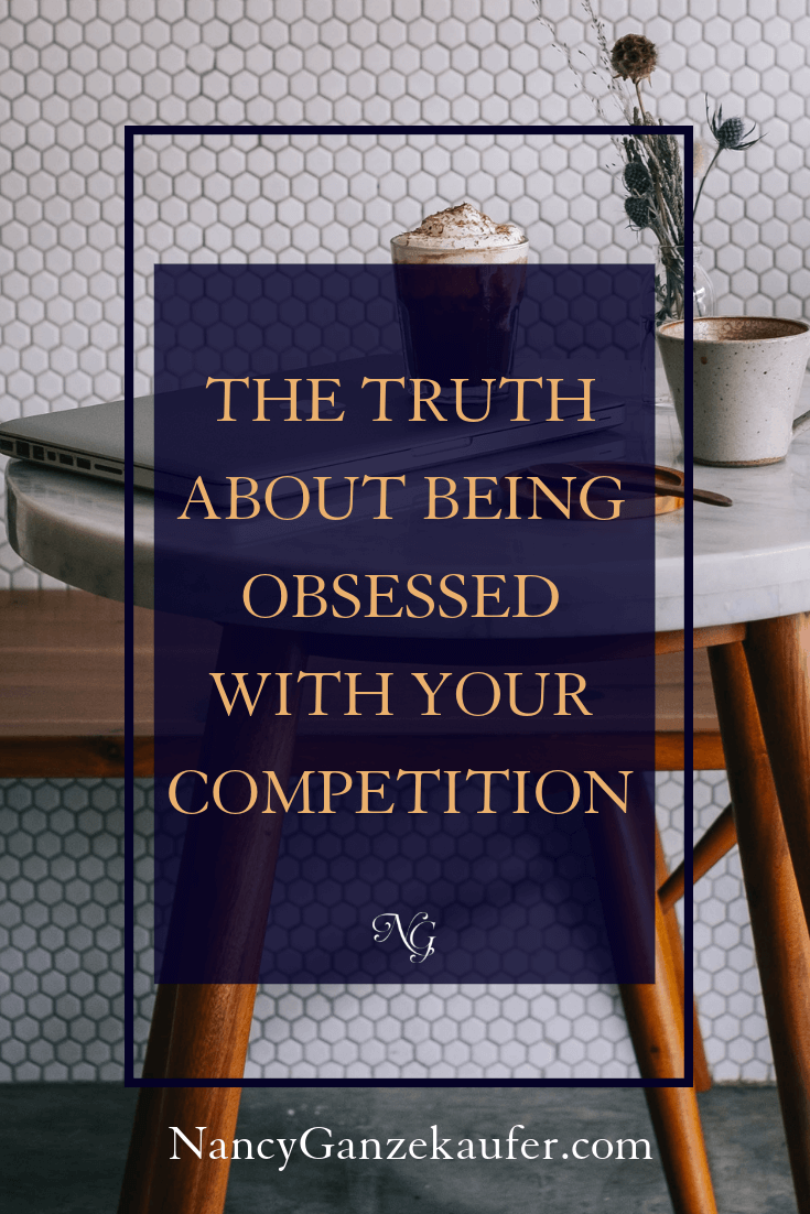 The truth about being obsessed with your competition in all markets is there are different voices, different styles, different ways of communicating. #designercompetition #designers #obsessedwithcompetitors #truthaboutcompetitors  #interiordesignbusinessblog