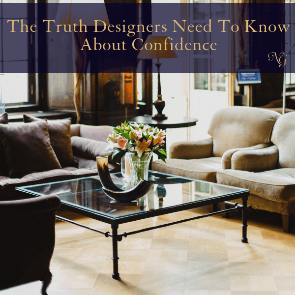 The Truth Designers Need To Know About Confidence