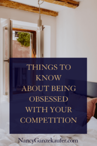 Things to know about being obsessed with your competitors in the interior design industry. #beingobsessedwithcompetitors #designindustrycompetition #truthaboutcompetitors