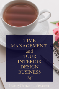 Time management strategies in your interior design business are required in managing your time effectively to make you more confident. #timemanagement #timemanagementtips #interiordesignbusiness