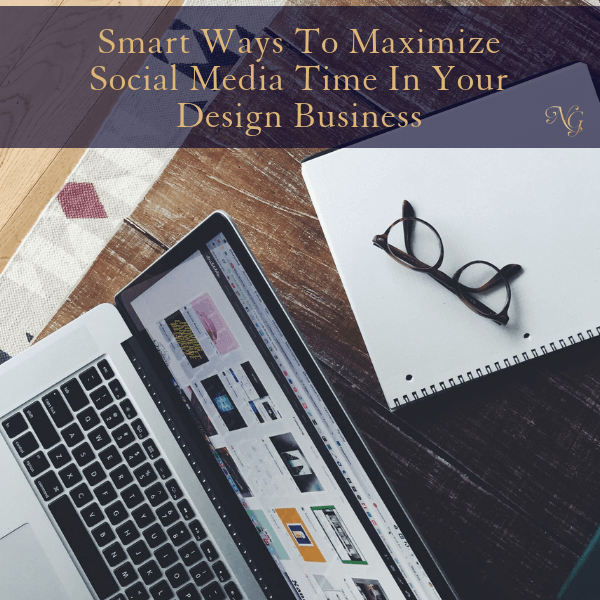 Smart Ways To Maximize Social Media Time In Your Design Business