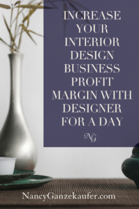 Increase your interior design business profit margin with designer for a day services and contract template #interiordesignbusiness #designerforaday #contracttemplate #designerservices