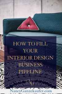 How to find clients for your interior design business using email business strategy tips. #businesstips #strategies #growth