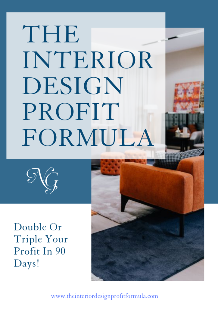 Interior Designer Business Course - The Interior Design Profit Formula