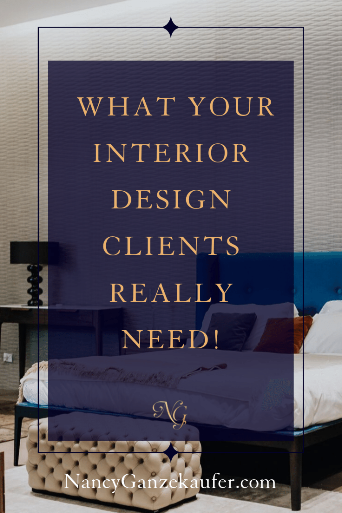 What interior design clients need is to vent about their pending project.#clientcommunication #designclients #designproject