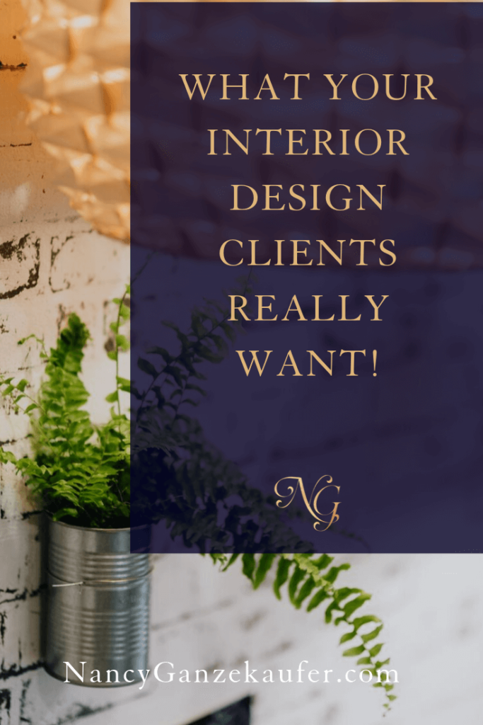 What interior design clients want is to be able to reach out to you as soon as possible. #potentialclients #easyaccess #interiordesignclient
