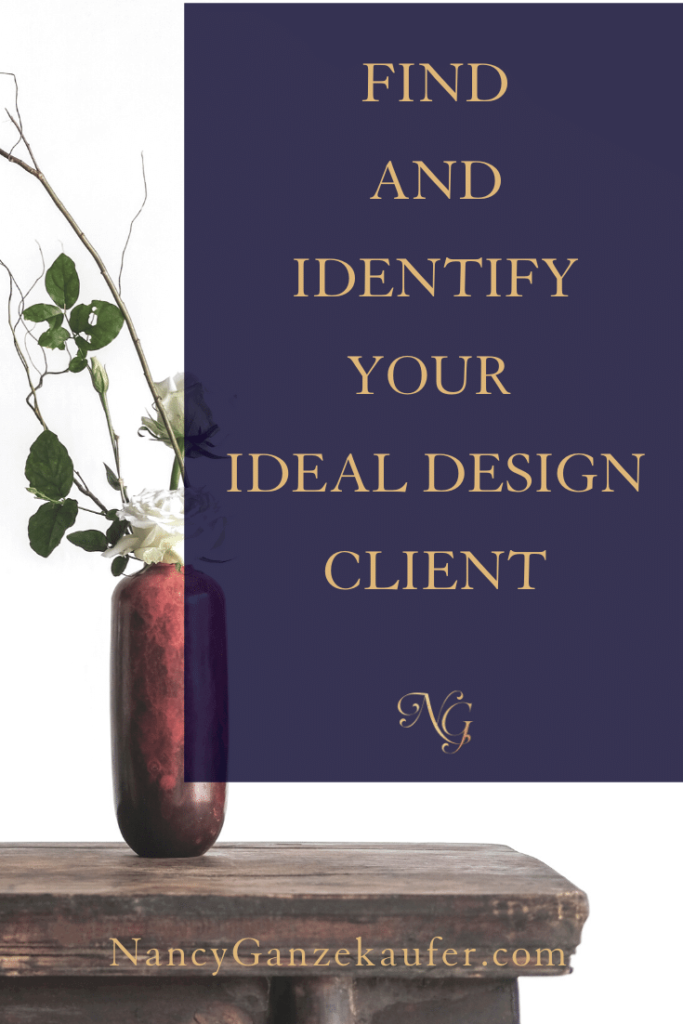 Your success as an interior designer hinges on finding the right clients. #designclients #findingclients #businesstips