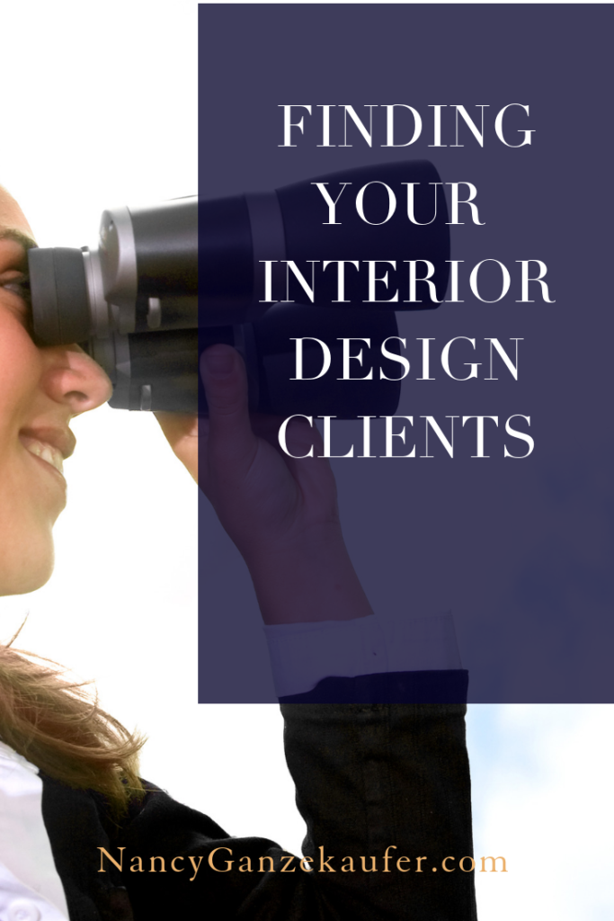 Find your next interior design clients. #interiordesignclients #nextclient #businesstips