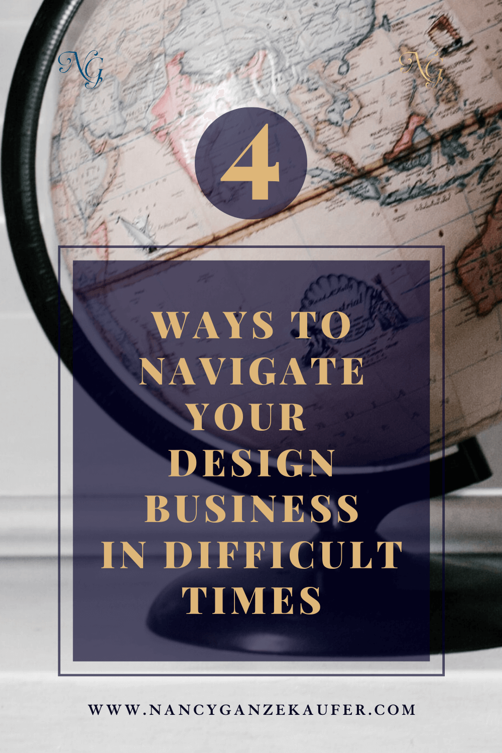 Four business tips to navigate your design business during this difficult time.