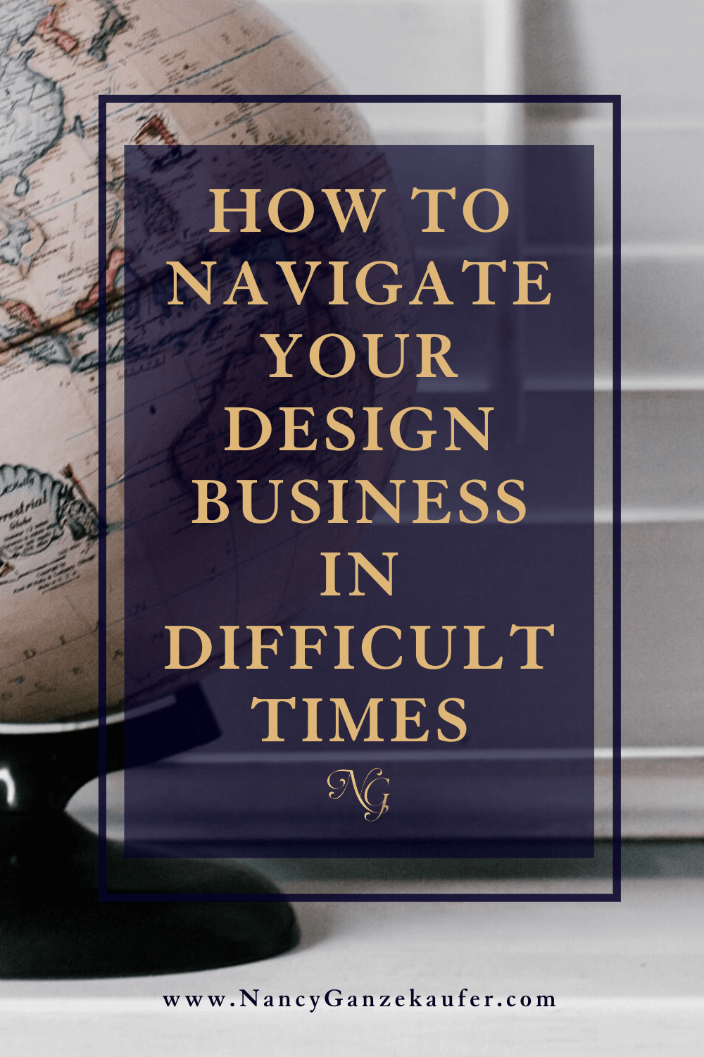 How to navigate a design business during difficult times.