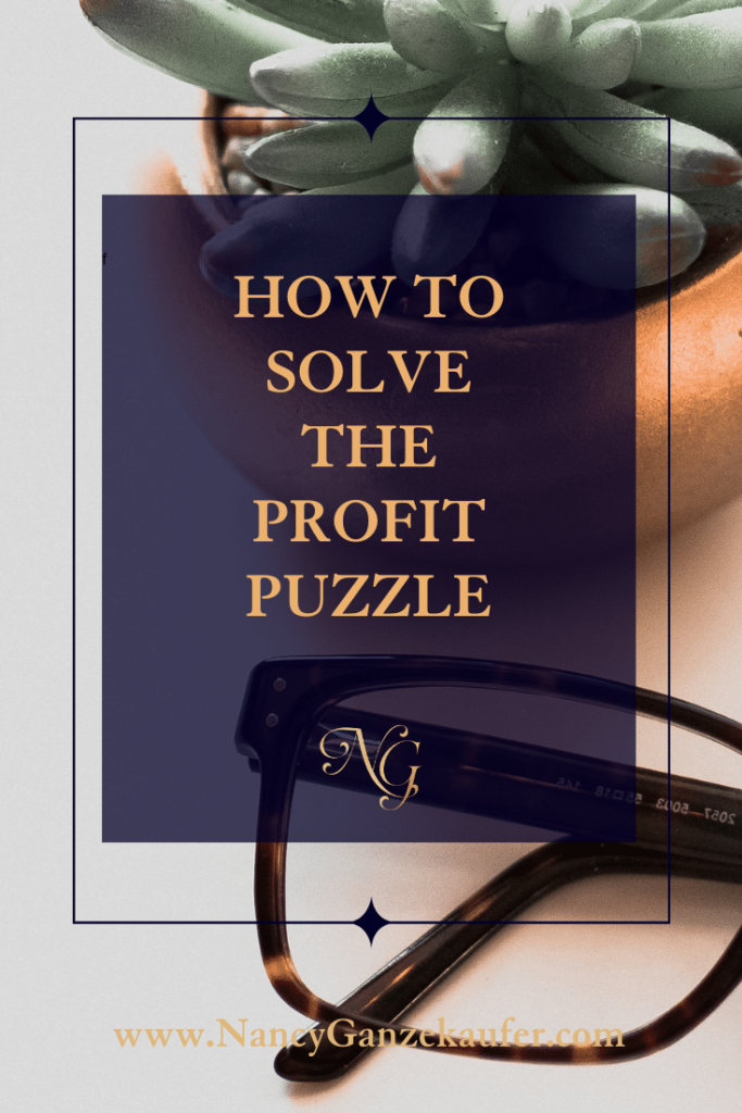 How to solve the profit puzzle in your business.