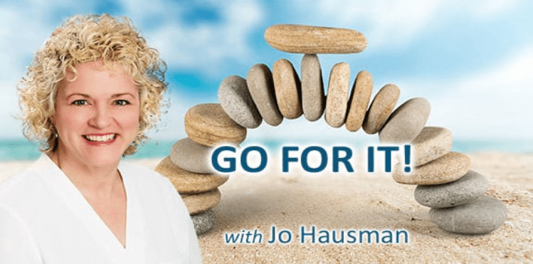 Go for It! Podcast with Jo Hausman, Nancy Ganzekaufer shares about getting more sales.