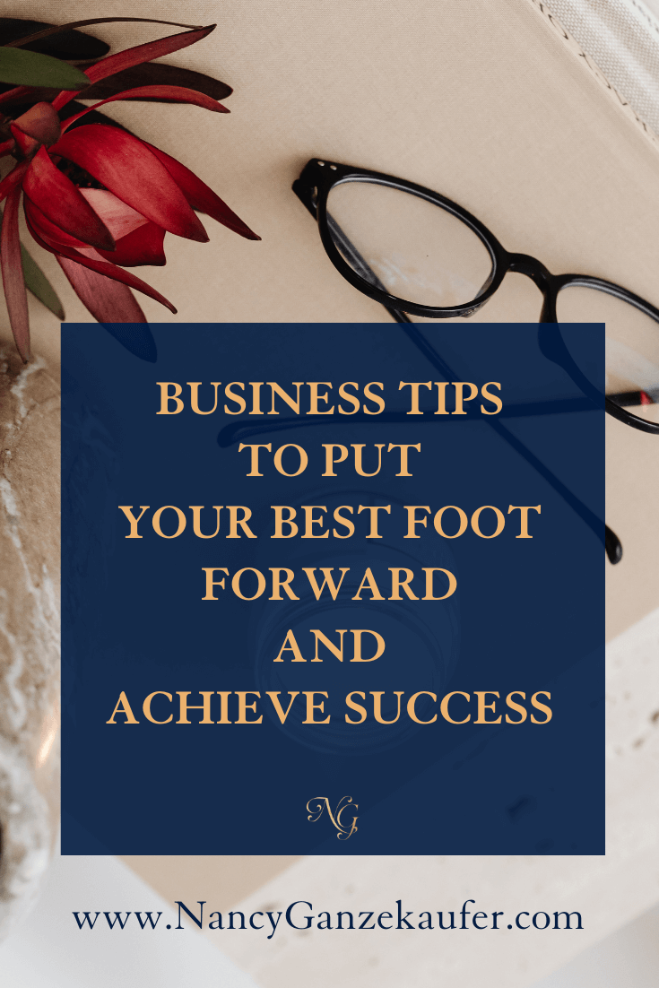 Business tips to put your best foot forward with a welcome packet and achieve success.