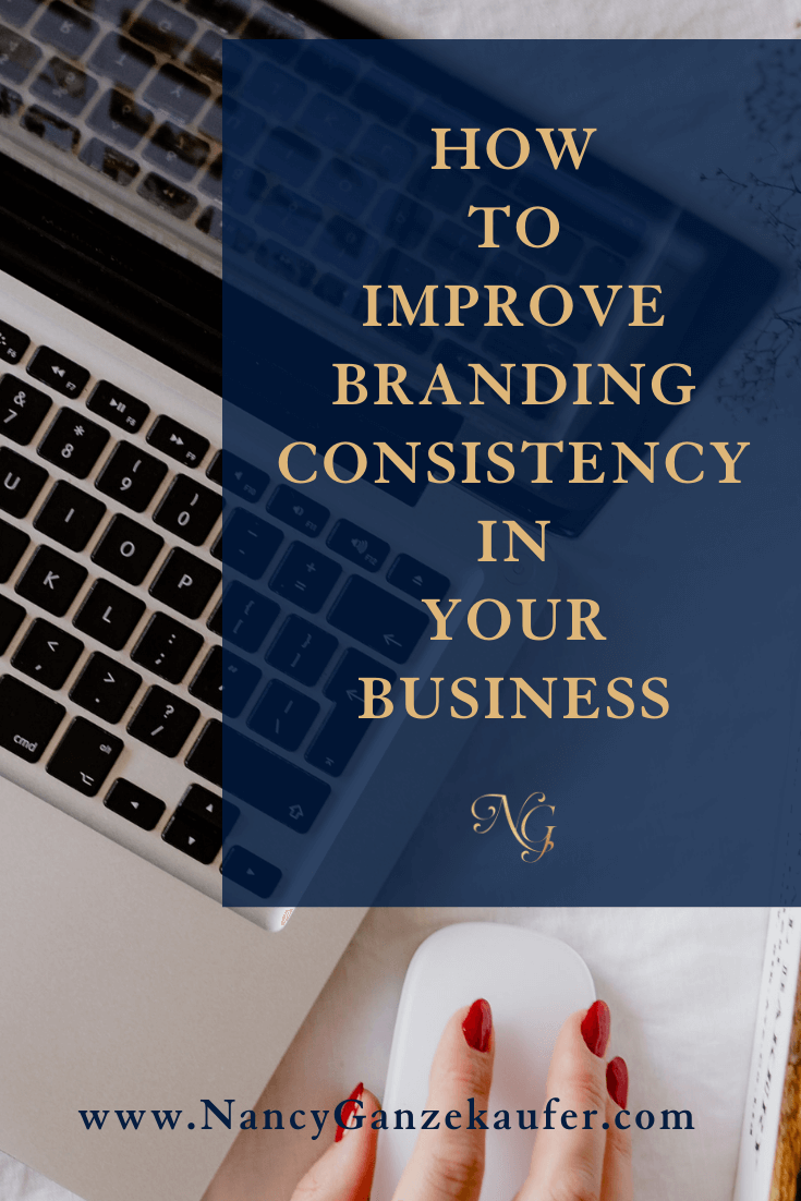 How to improve branding consistency in your business.