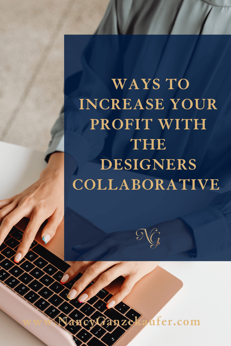 Ways to increase your profit with the designers collaborative.