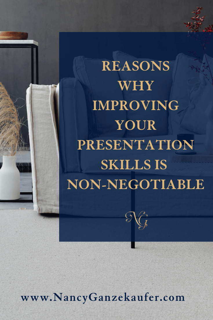 Top reasons why improving your presentation skills as a designer is non-negotiable.