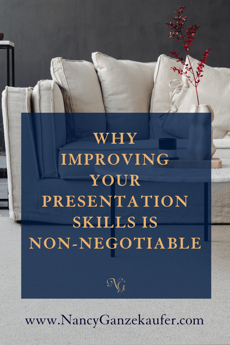 Why improving your design presentation skills is non-negotiable for all designers.
